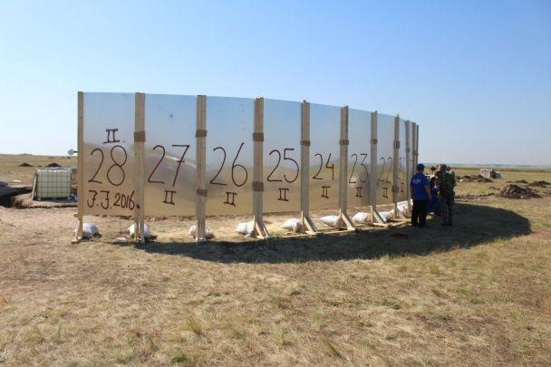 В Україні для розслідування катастрофи MH17 відтворили вибух літака