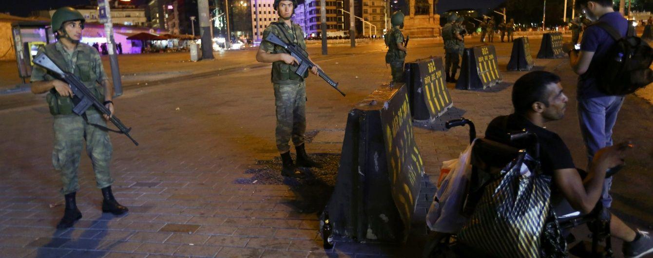 Вашингтон і Москва стежать за розвитком подій у Туреччині