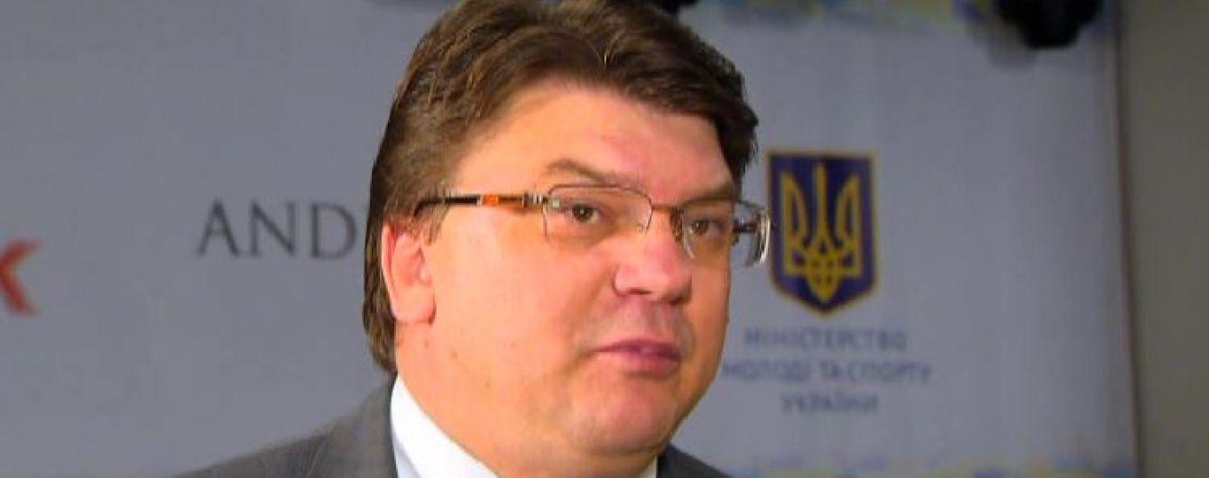 Жданов озвучив власну версію використання коштів  для федерації футболу за Євро-2016