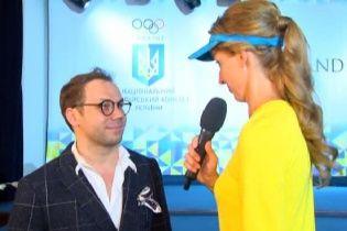 Андре Тан озвучив забаганки українських олімпійців стосовно спортивної форми