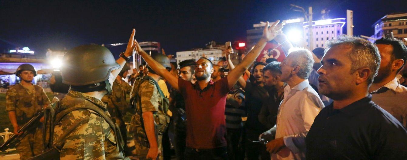 Турецький прем'єр заявив, що ситуацію у державі тримають під контролем