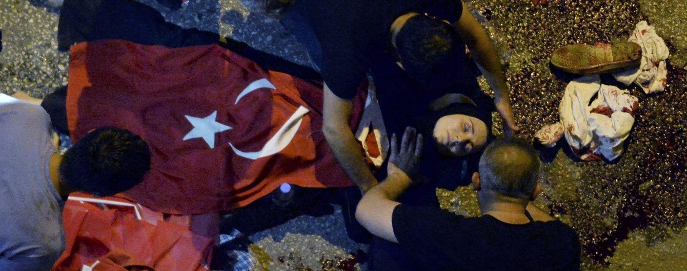 48 осіб загинуло в Туреччині під час спроби держперевороту - ЗМІ