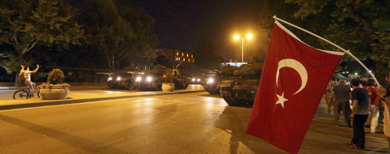 У Стамбул заведено додаткові сили поліцейського спецназу