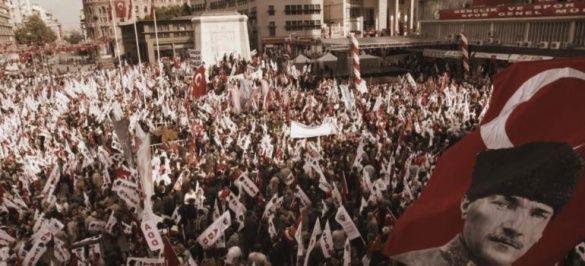 Туреччина, військові перевороти