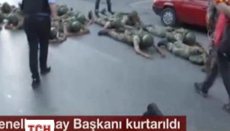 В Турции продолжаются аресты военных и причастных к попытке государственного переворота