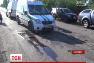 Помер один з поранених нападників на інкасаторів на Запоріжжі – СБУ