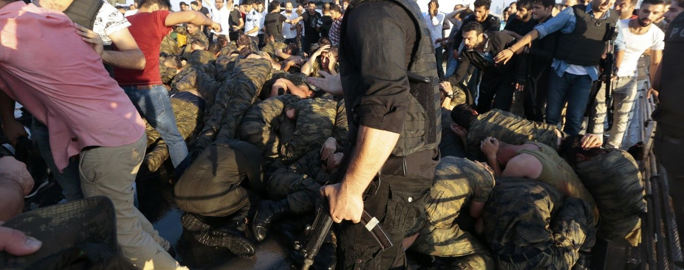 У Туреччині заарештували понад півсотні високопоставлених військових