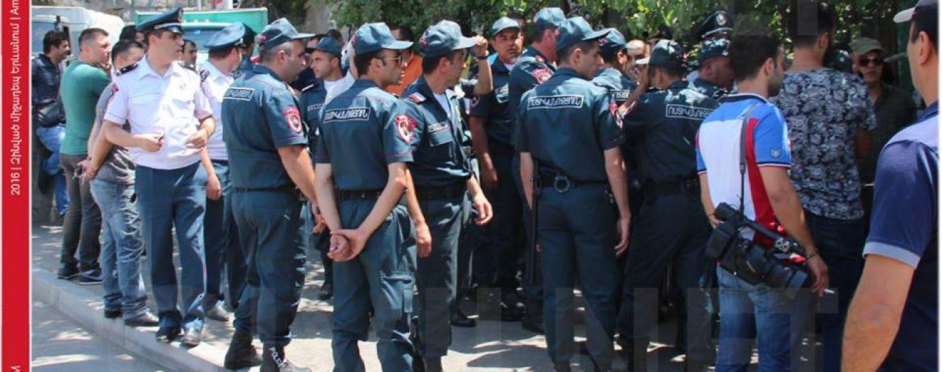 В Єревані звільнили всіх захоплених поліцейських