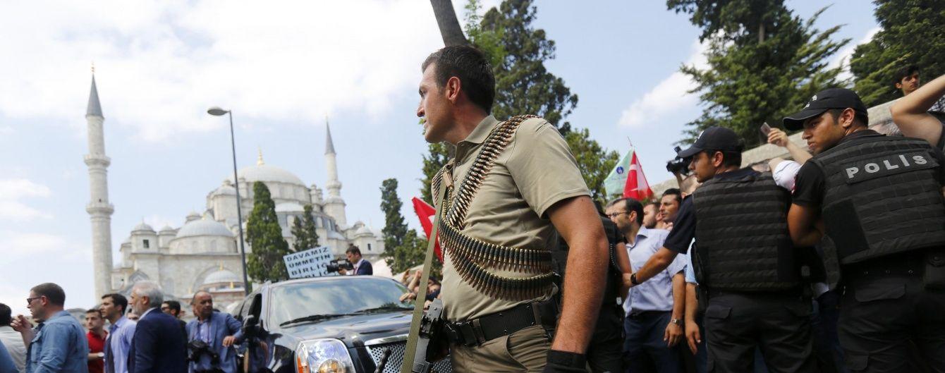 У Стамбулі ввели надзвичайний стан: у місто перекинули спецназ