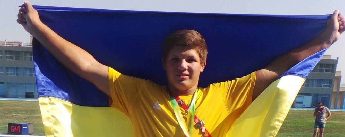 """Українці здобули два """"золота"""" чемпіонату Європи з легкої атлетики"""