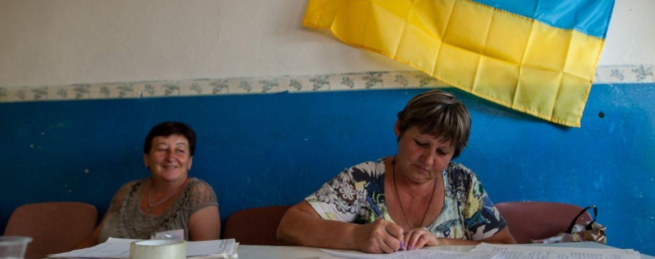 КВУ заявив про спроби зірвати виборчий процес на Луганщині