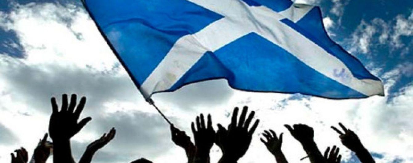У Шотландії збираються провести новий референдум про незалежність від Великобританії