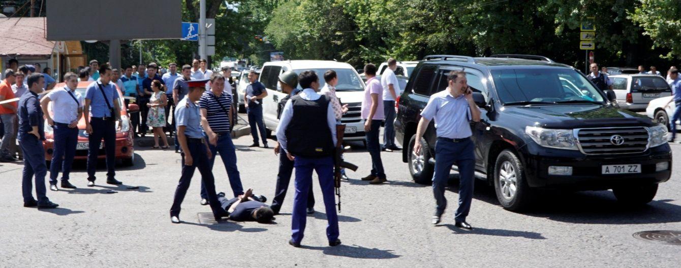 Що відомо про стрілянину в Алмати. Інфографіка