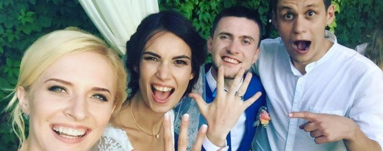 Репер ЯрмаК одружився з моделлю