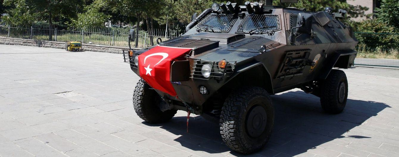 У Туреччині затримали підозрюваного у вибуху біля поліцейської дільниці