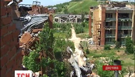 В зоне АТО боевики обстреляли жилые кварталы Авдеевки, Марьинки и Красногоровки