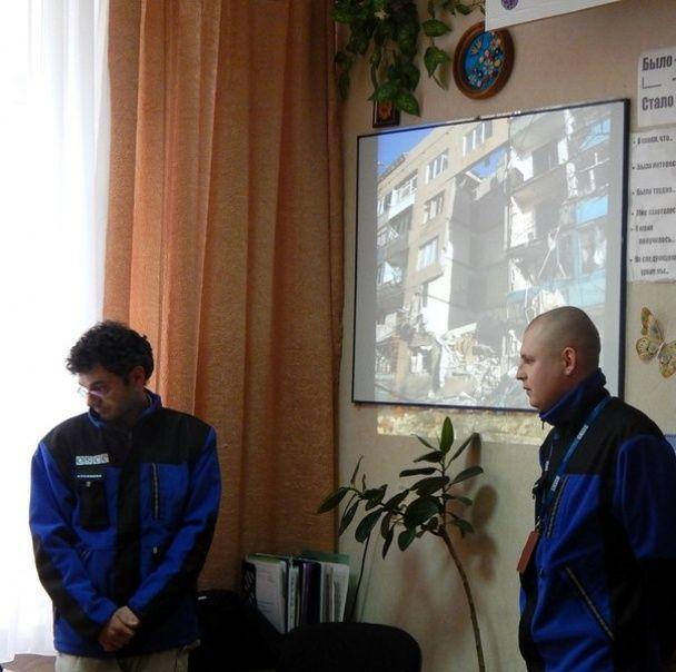 Артем Шестаков у складі ОБСЄ