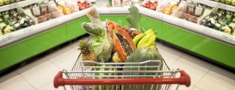 В яких магазинах сьогодні найнижчі ціни на продукти. Інфографіка
