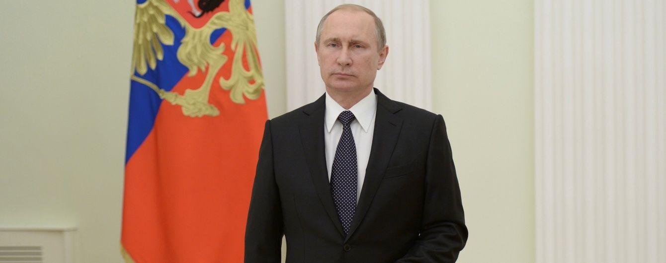 Путін заявив про відсторонення від посад згаданих у доповіді WADA чиновників