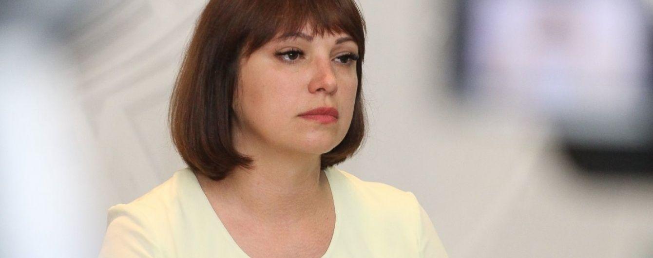 Новообраний нардеп Ричкова задекларувала понад 1,5 млн грн