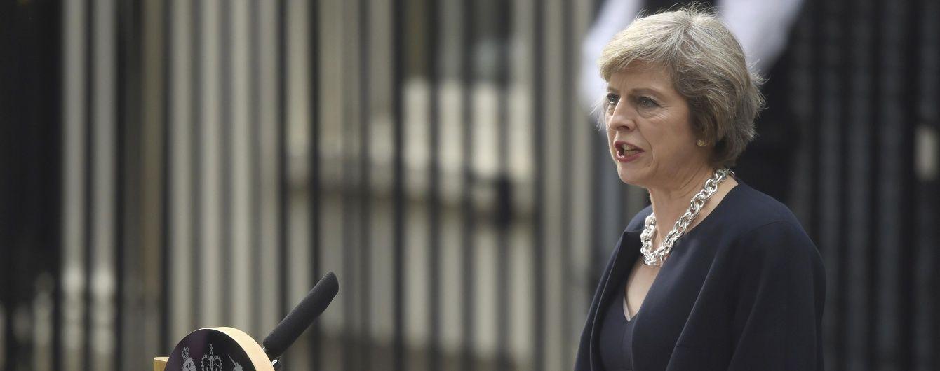 Прем'єр-міністр Великобританії назвала реальною загрозу РФ та КНДР