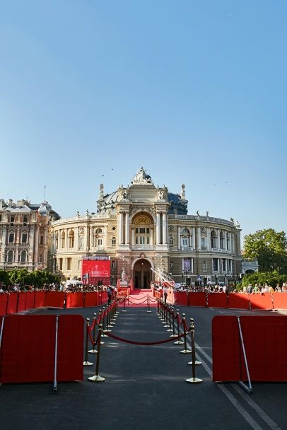 В Одесі тиждень кіно і шампанського!