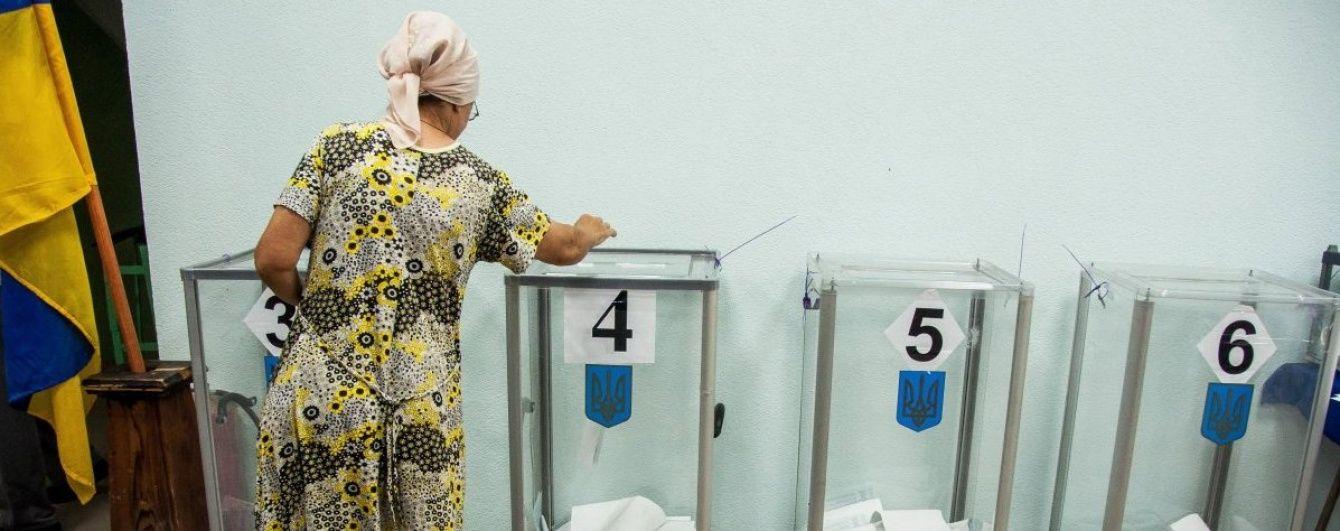 ЦВК обробила 90% протоколів: на двох округах визначено переможців проміжних виборів до Ради