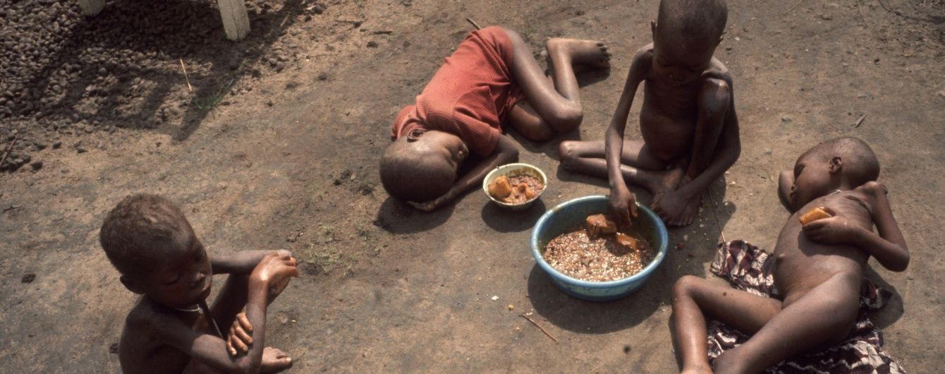 У Нігерії від голоду страждають близько 250 тисяч дітей - ЮНІСЕФ