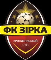 Эмблема ФК «Зірка Кропивницький»