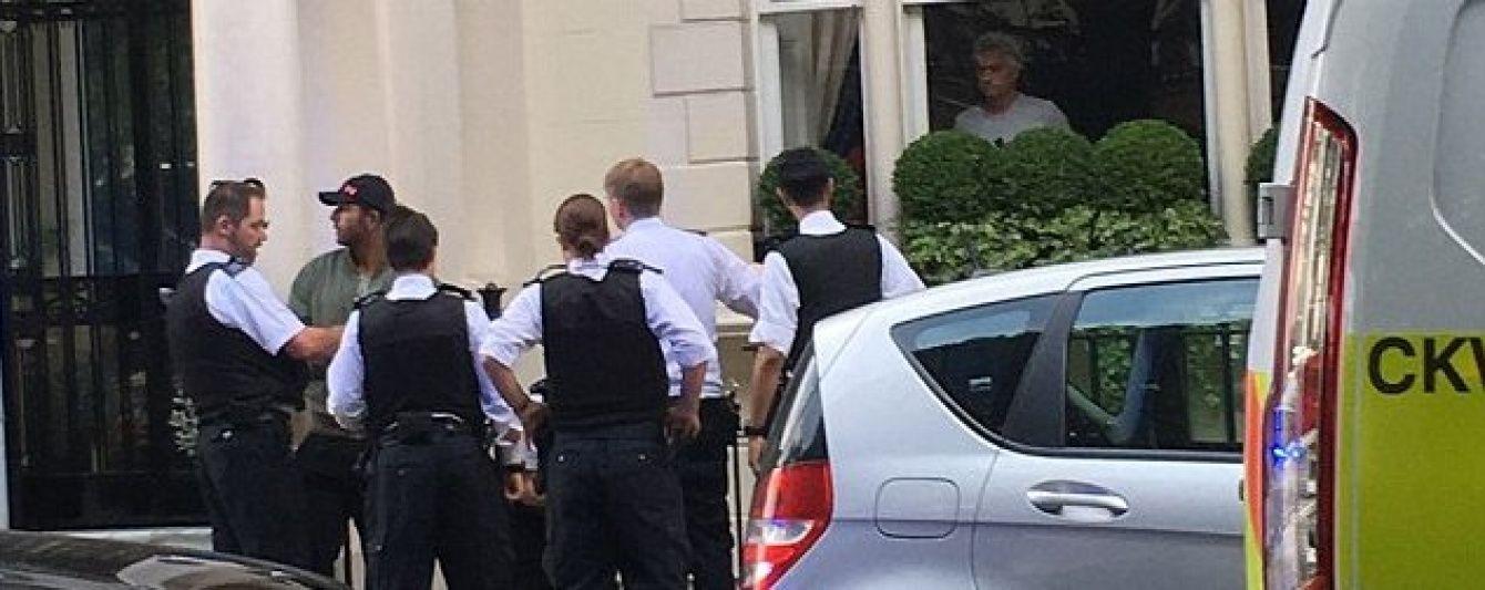 Під час фіналу Євро-2016 до будинку Моурінью намагався проникнути грабіжник