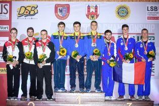 """Українці здобули """"срібло"""" та два """"золота"""" на чемпіонаті світу зі стрільби"""
