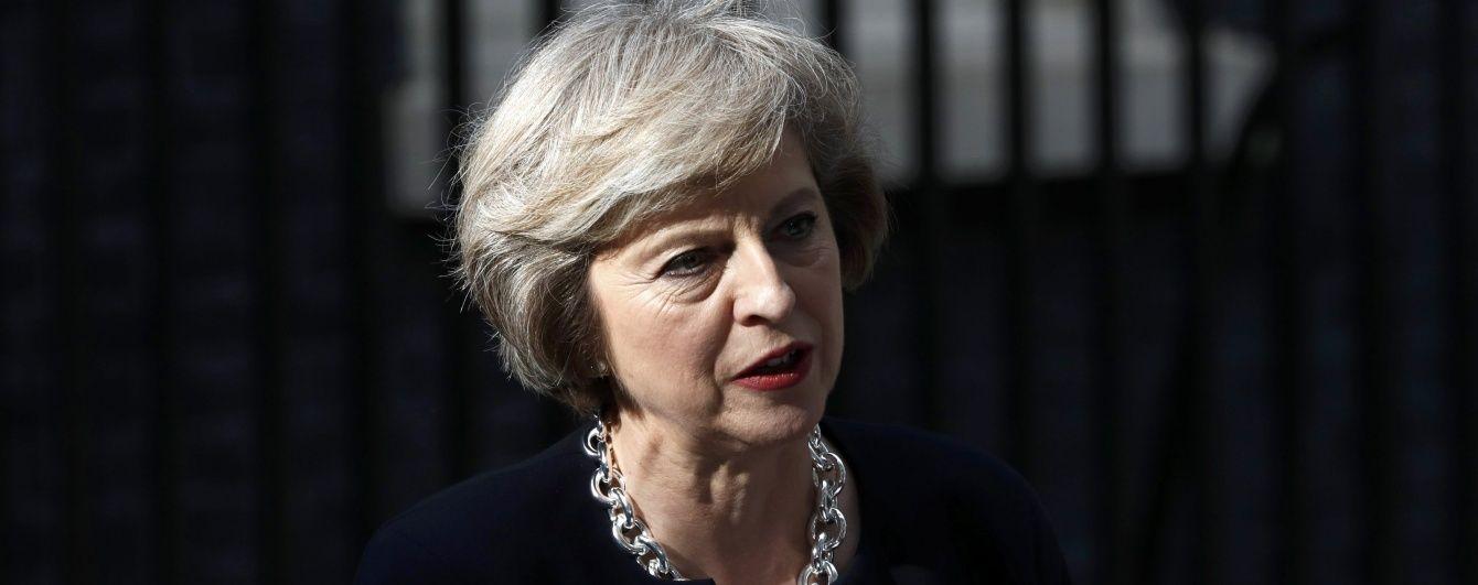 Британський прем'єр пообіцяла боротися проти сучасного рабства