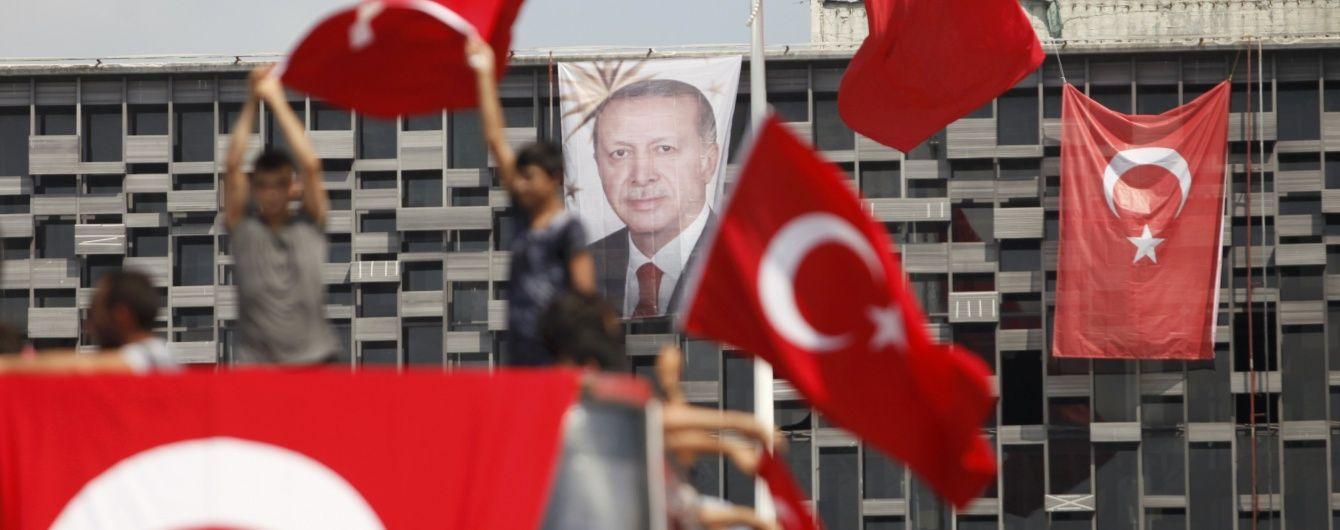 Повернення смертної кари закриє Туреччині двері до ЄС – Могеріні