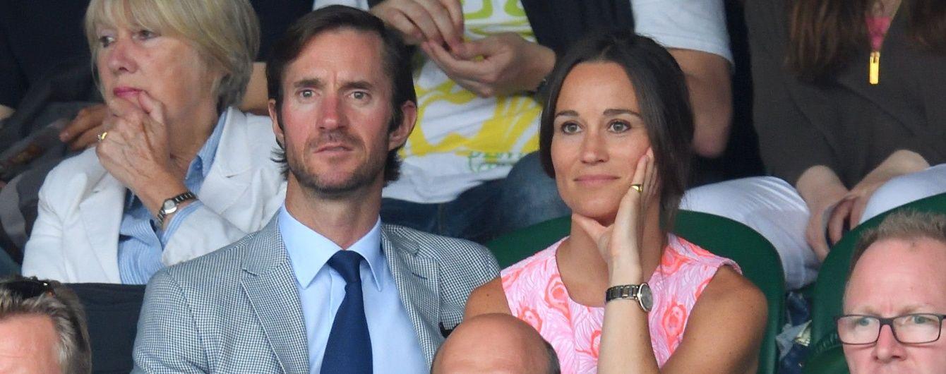 Сестра Кейт Міддлтон виходить заміж за мільйонера - ЗМІ
