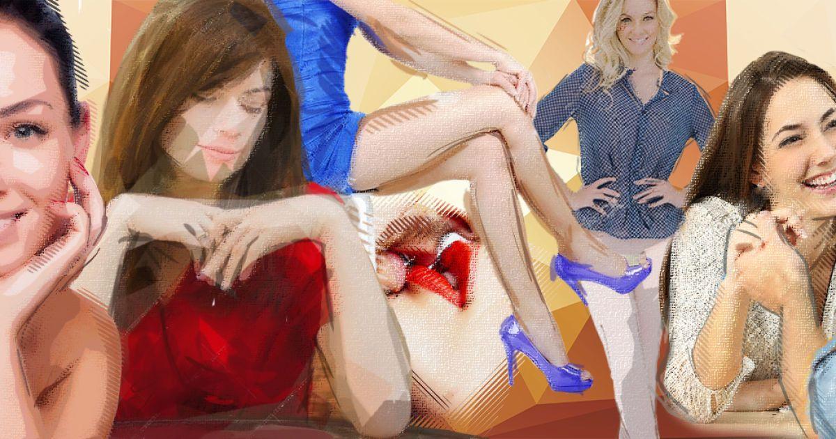Поведение девушки желающей секса видео