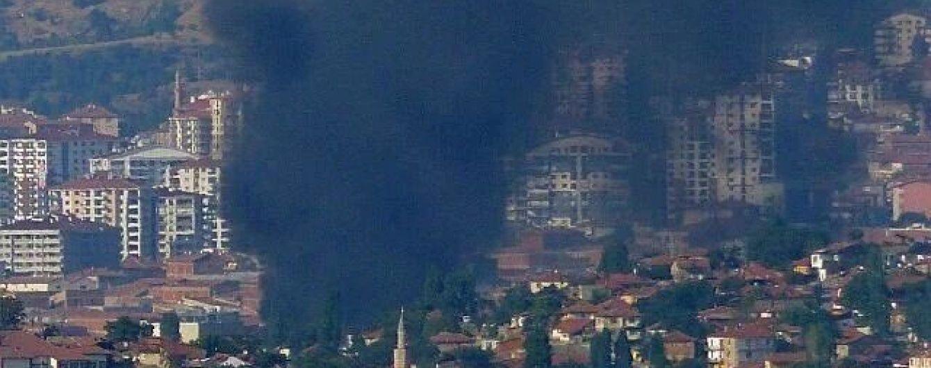 Влада Туреччини спростувала повідомлення про потужний вибух в Анкарі