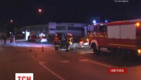 Полиция выяснила личность нападавшего с топором в поезде у города Вюрцбург