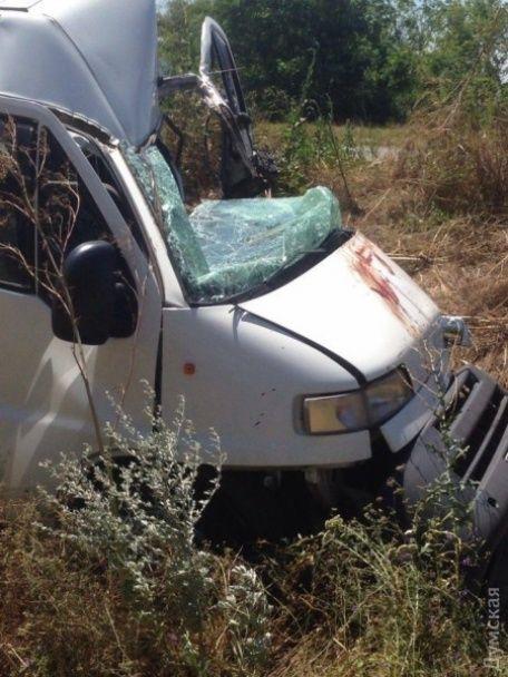 Масштабна ДТП на Одещині: шість авто зіткнулися через пожежі у полях, є загиблі