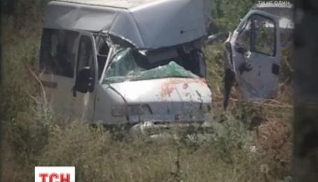 Шесть транспортных средств вызвали масштабное ДТП на трассе Одесса-Рени