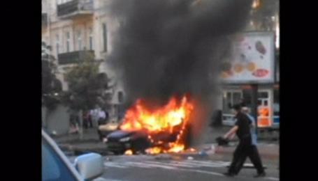 Известный журналист Павел Шеремет погиб в результате взрыва автомобиля