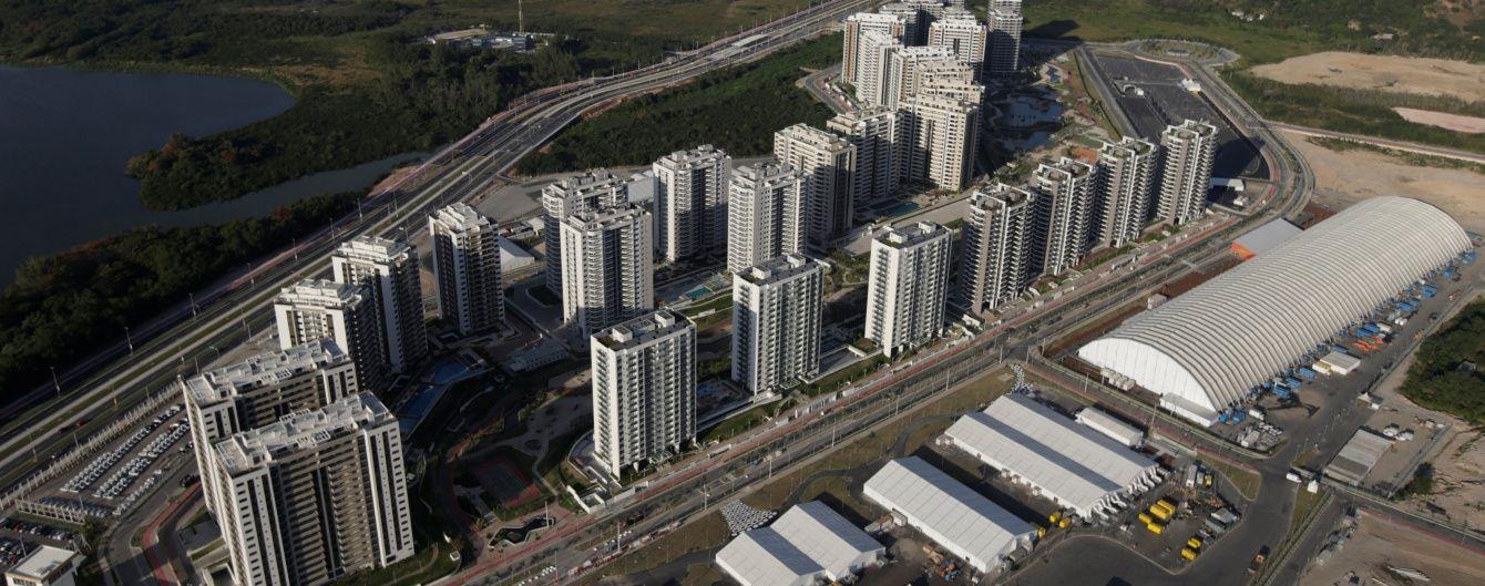 На Олімпіаді-2016 збірна України житиме з білорусами та вірменами