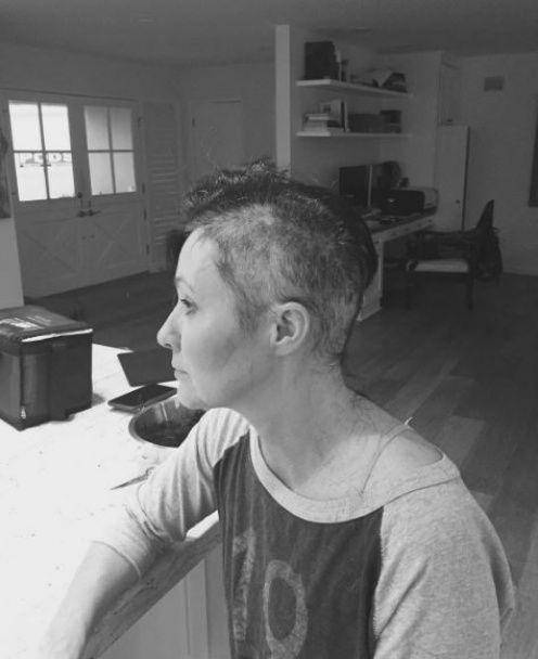 Онкохвора Догерті втратила розкішне волосся
