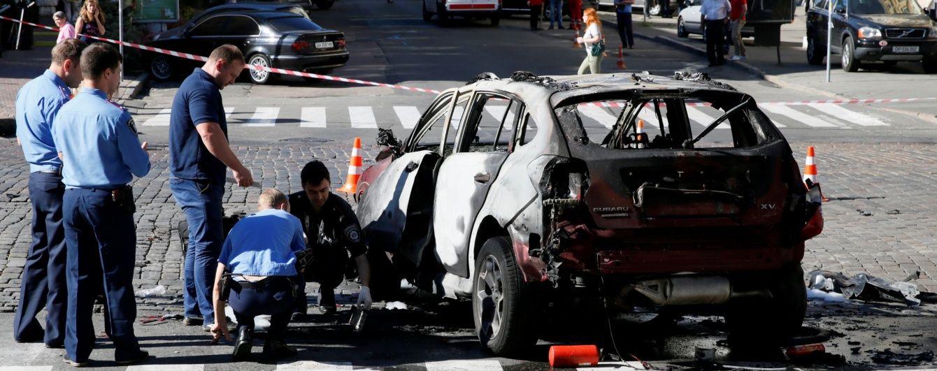 В полиции скорректировали расследование убийства Шеремета после фильма журналистов