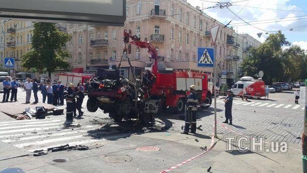 Вбивці закріпили вибухівку на днищі під водійським сидінням авто Шеремета