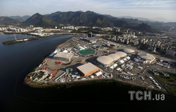 Як виглядають олімпійські об'єкти в Бразилії: вид з пташиного польоту