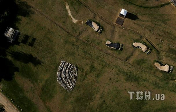 Як виглядають олімпійські об'єкти в Бразилії: вид з висоти пташиного польоту