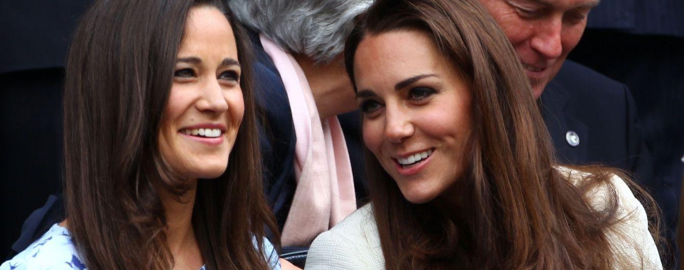 Герцогиня Кембриджская отреагировала на помолвку младшей сестры Пиппы Миддлтон