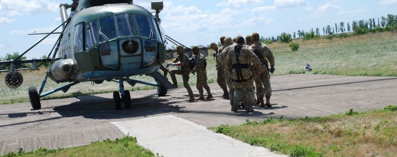 Підрозділи ЗСУ поблизу Криму вже приводяться у підвищену бойову готовність