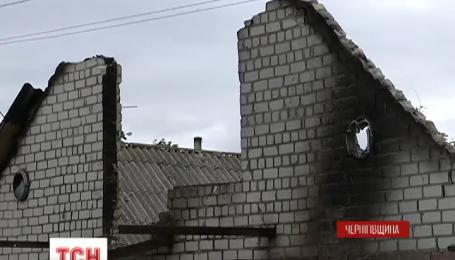 Три пожара на миллионы гривен: на Черниговщине задержали серийного поджигателя