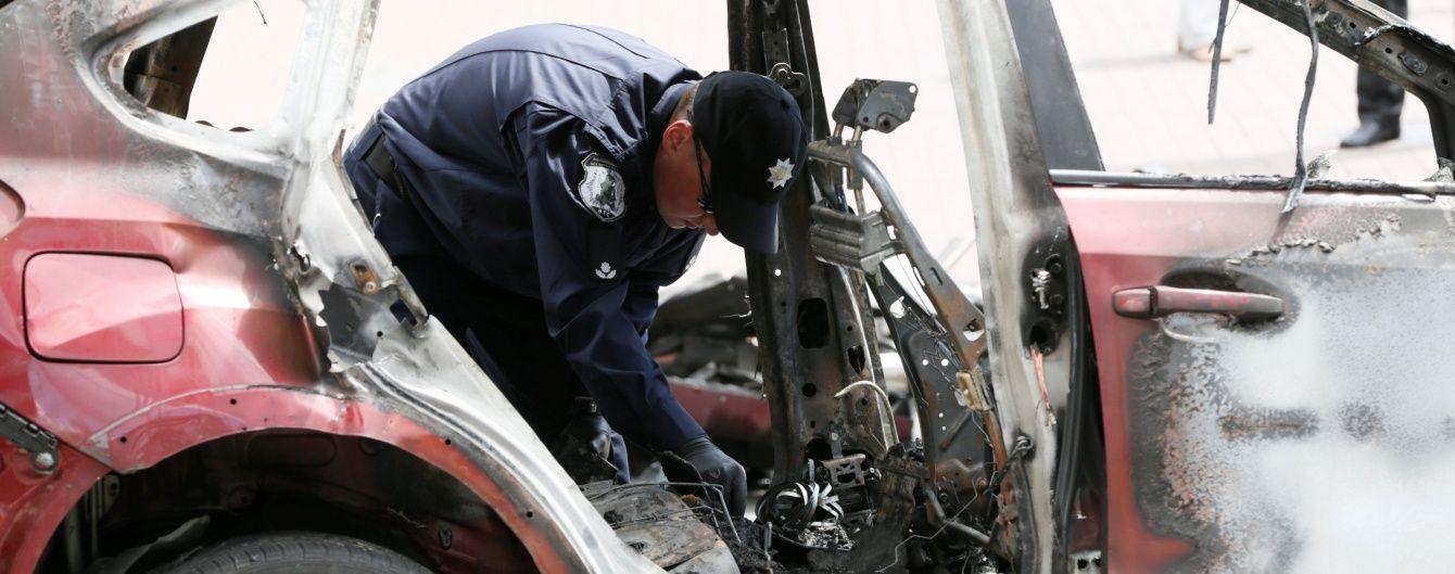 У Мережі з'явилося відео нібито закладання вибухівки в авто, в якому загинув Шеремет